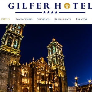 Banner Gilfer Hotel